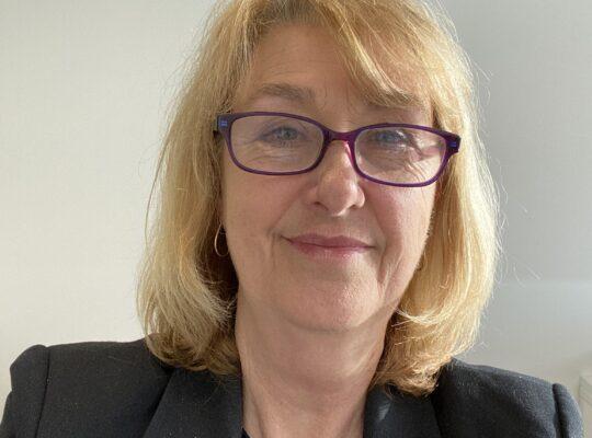 Claire Golding